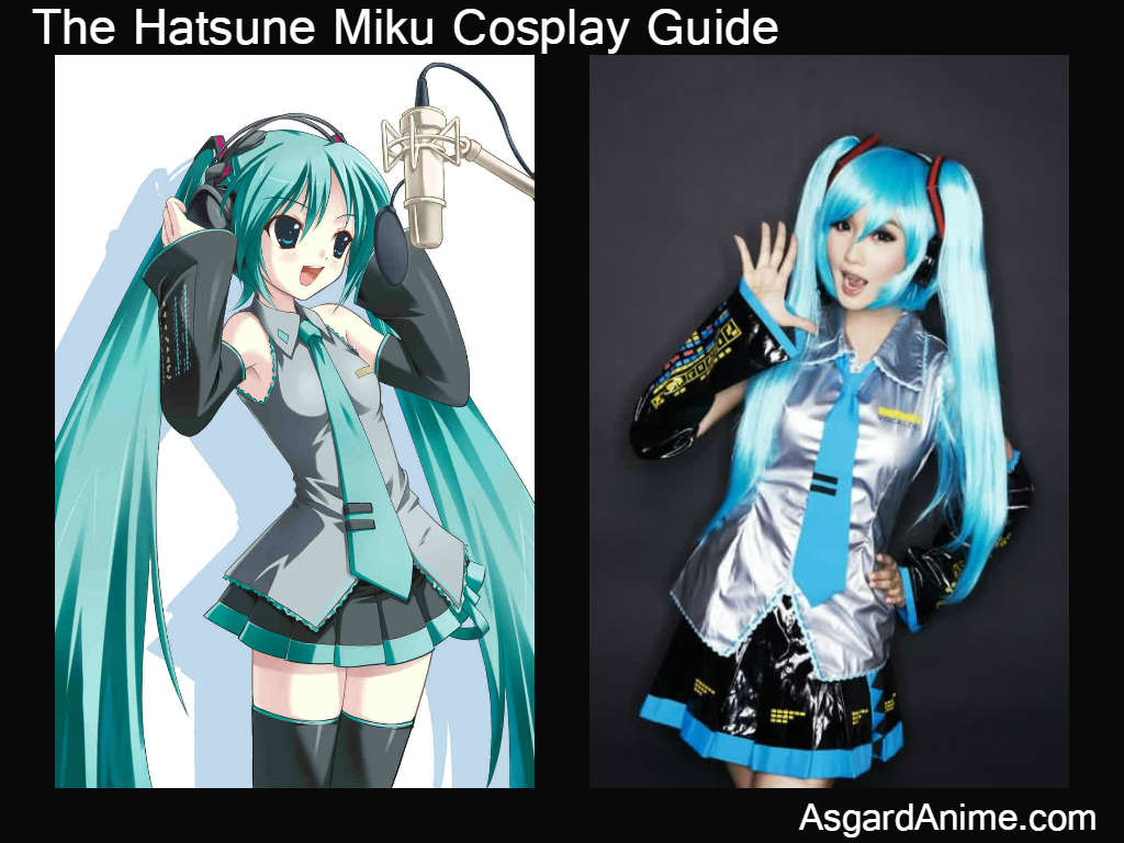 Souvent How To Cosplay: Hatsune Miku IY12