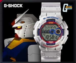 G Shock Gundam Watch