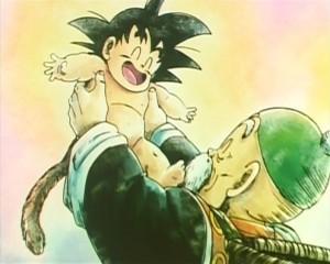 Goku Baby
