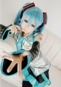 Hatsune Miku Cosplay Tocchi