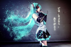 Hatsune Miku Cosplay by U3
