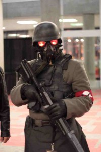 Helghast Cosplay by GarmaZabi