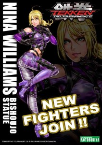 Kotobukiya Nina Williams