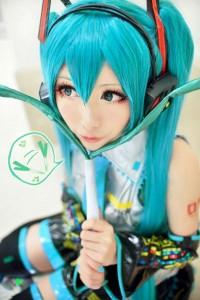 Miku Cosplay by Leek