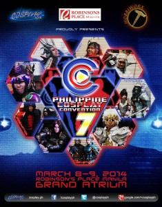 Philippine Cosplay Convention 7