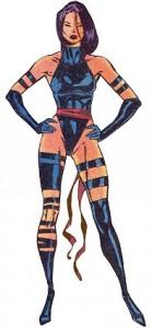 Psylocke Ninja
