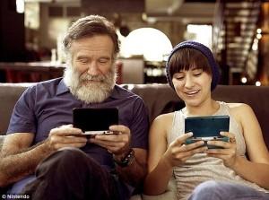 Robin Williams Legend Of Zelda
