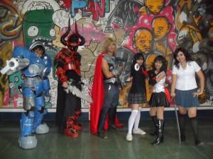 capitol university mini cosplay event 2