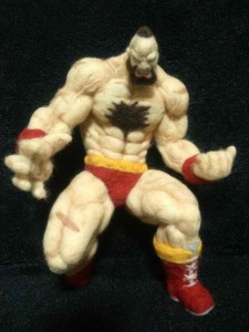 Zangief Wool
