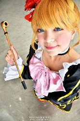 Reino Akatsuki as The Golden And Endless Witch, Beatrice from Umineko
