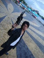 Capz as Daiki Kaito from Kamen Rider Diend