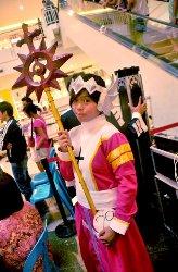 Chinkee as a High Priestess