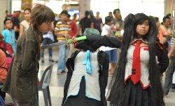 Chinkee as Zatsune Miku from Vocaloid