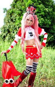 Khim Guro as Perona from One Piece