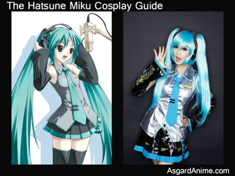 The Hatsune Miku Cosplay Guide