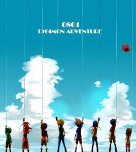 Digimon Fan Art by つるぴ@ついった