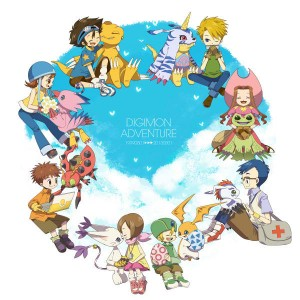 Digimon Fan Art by 0313