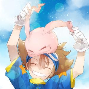 Digimon Fan Art by らん.