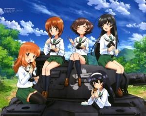 girls und panzer 3
