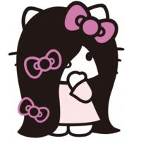 Sadako 3D X Hello Kitty