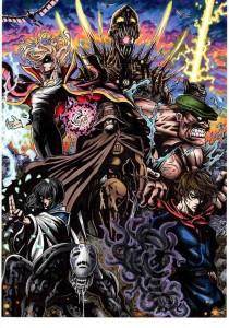 host manga artist