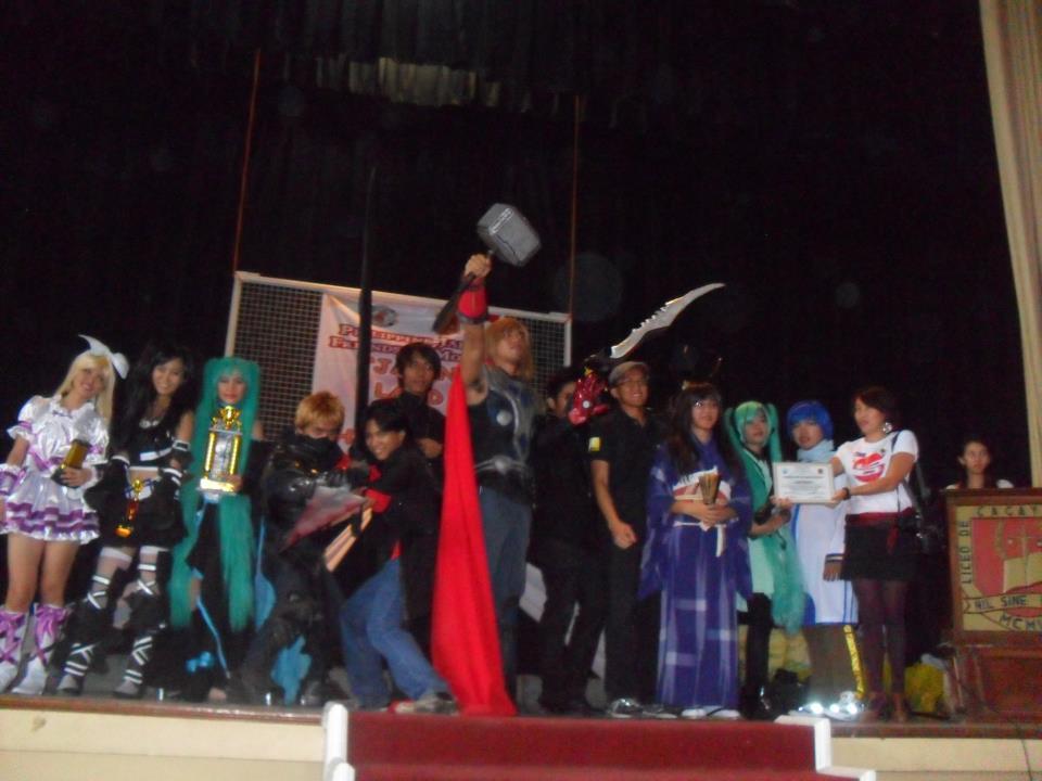 ldcu cosplay event 2