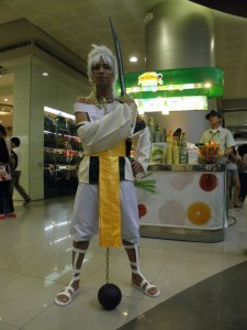 Jeffrel Lomantas as Sharrkan from Magi.