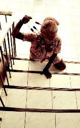 Miharu Saruwatari as the Silent Hill Nurse
