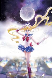 sailor moon art