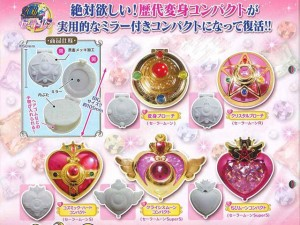 sailor moon compact