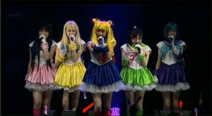 sailor moon momoiro