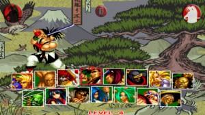 samurai shodown ios 2
