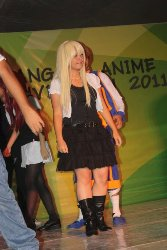Reino Akatsuki as Stella Nox from Final Fantasy Versus XII