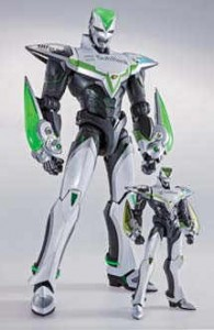 tiger and bunny model
