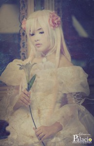 Shoji as Euphie Ii Birtannia from Code Geass