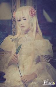 Shoji as Euphie Ii Birtannia from Code Geass