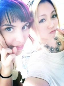 Jenny and Yumi